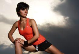 Trening na skakance