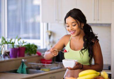 Co jeść po zakończonym treningu?