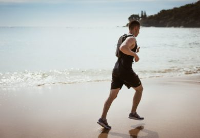 Jak trenować na plaży ?