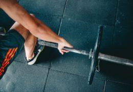 Trening, gdy kolano boli